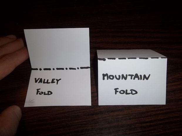 Doblado valle y monta%C3%B1a
