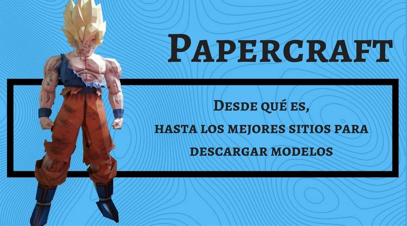Papercraft blog