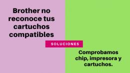 Hp no reconoce los cartuchos compatibles
