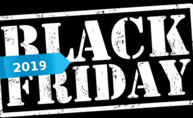 Cartuchos de tinta y toner Black Friday