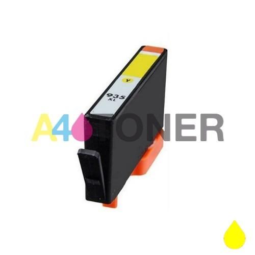 cartucho de tinta HP 935XL amarillo compatible