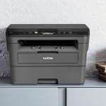 Impresora y Tóner Brother DCP L2530DW