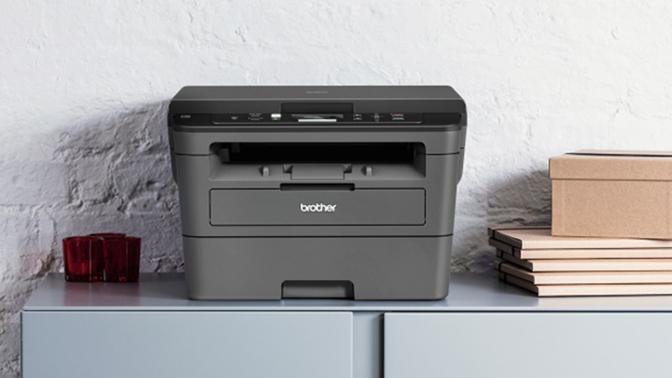 Impresora Brother DCP L2530DW