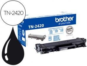 Toner tn2420 original para impresora Brother DCP L2530DW