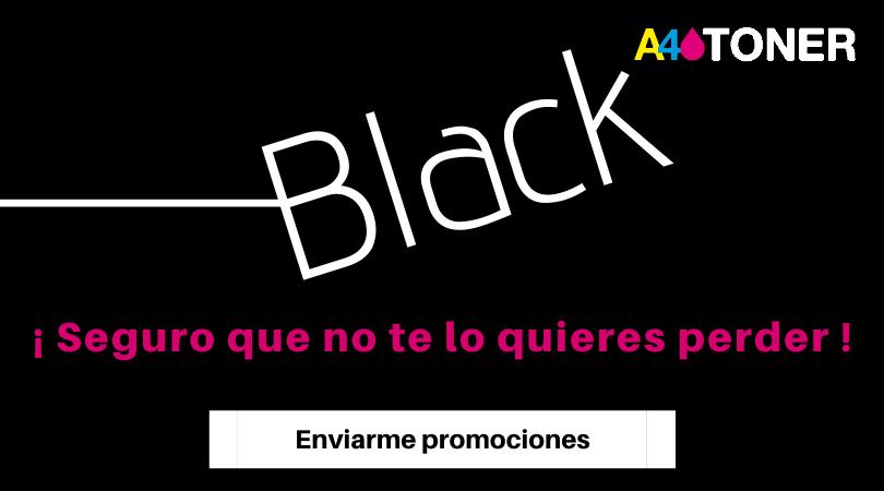 black friday a4toner