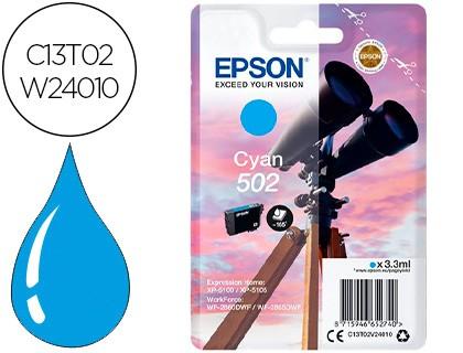 Epson 502xl Cian