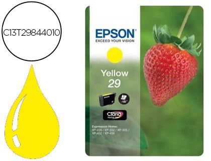 Tinta Epson 29 amarillo