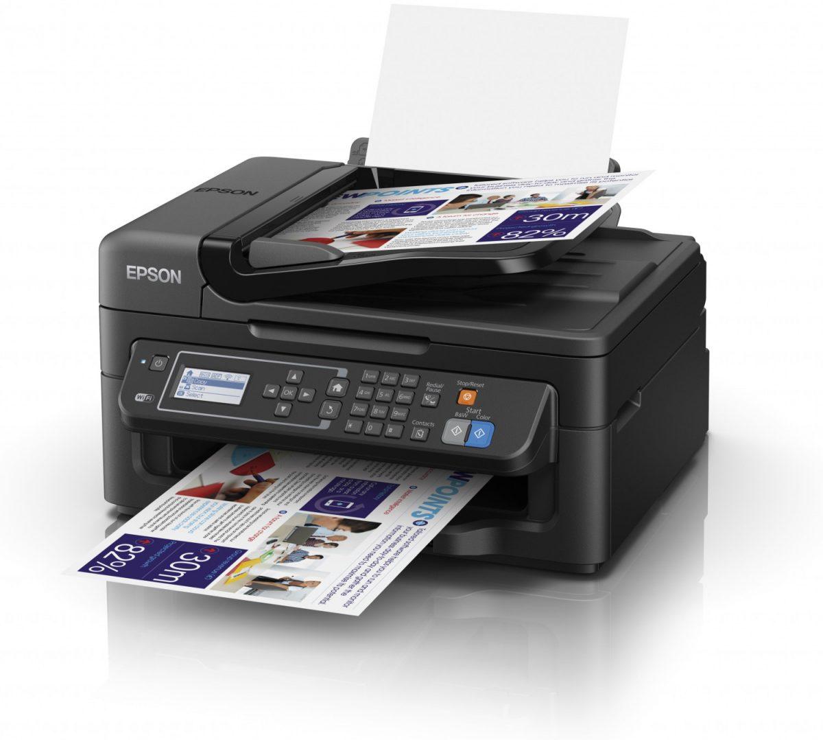 Impresora multifunción Epson WF2630