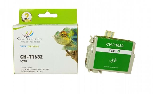 Tinta Epson 16xl cian compatible