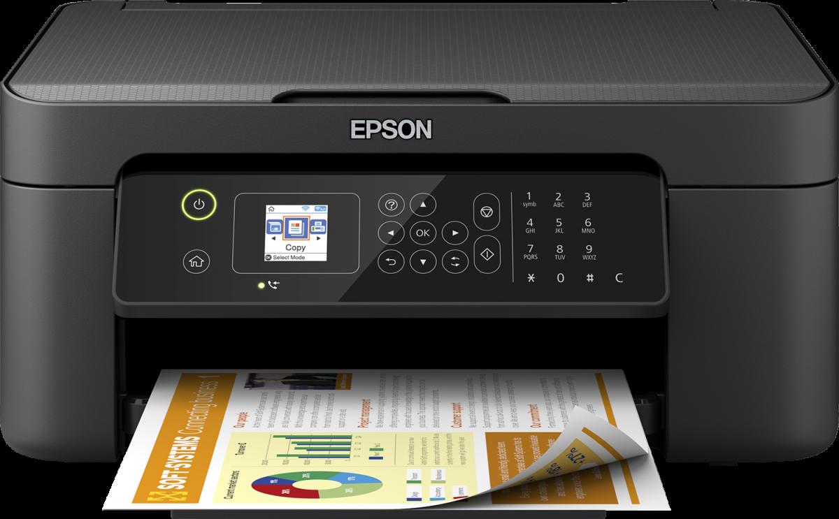 impresora epson workforce wf-2810