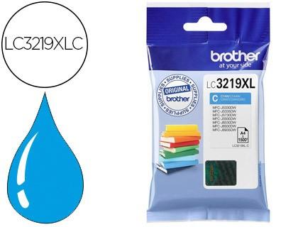 brother lc-3219xlc azul original