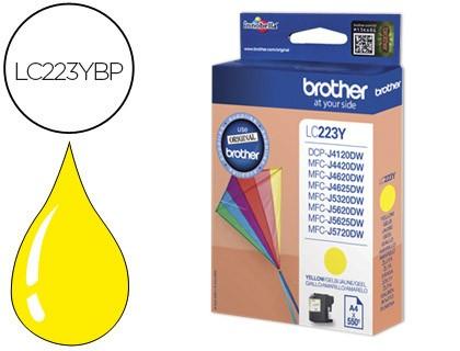 Broher lc-223 amarillo original