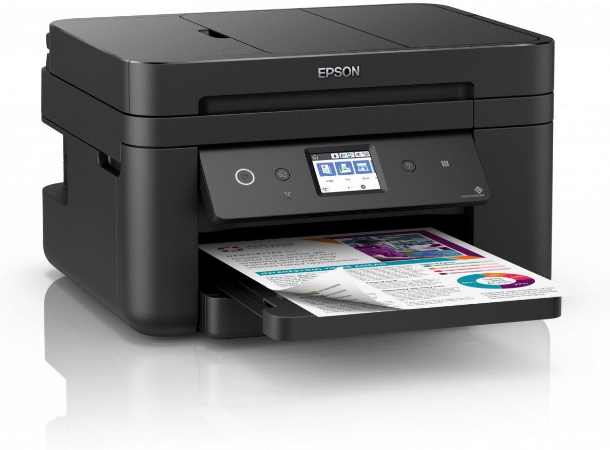 Cartuchos e impresora Epson WorkForce WF2865-DWF