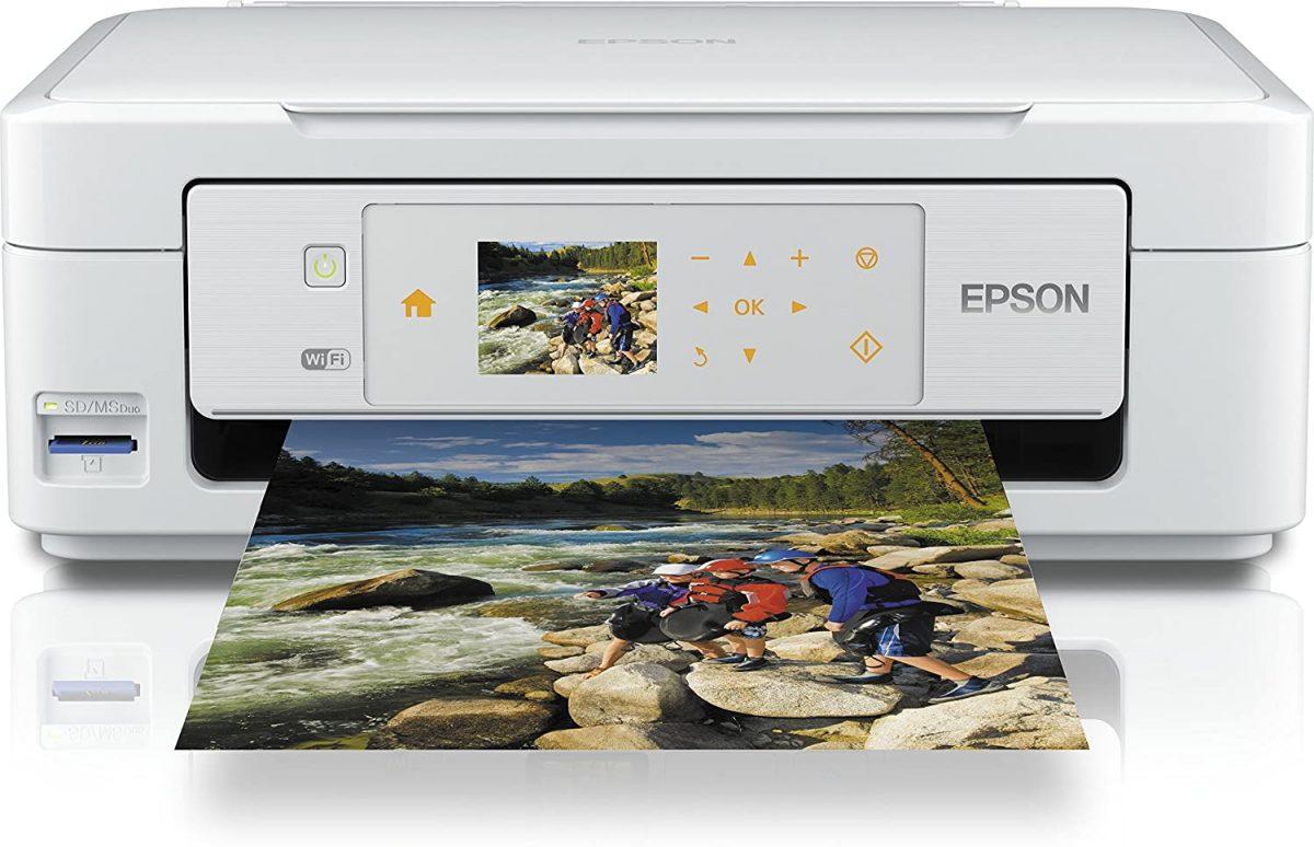 Impresora Epson Expression Home XP-415  cartuchos