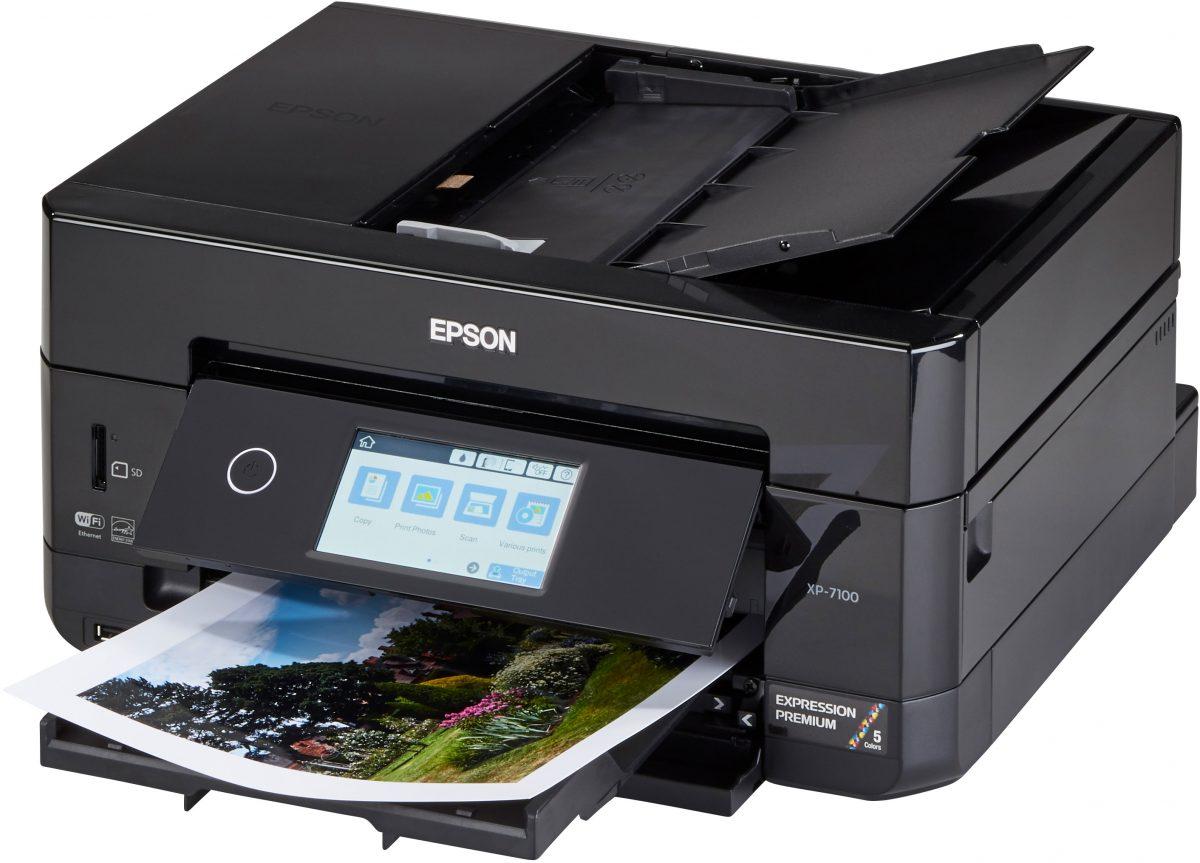 Impresora EPSON EXPRESSION PREMIUM XP-7100