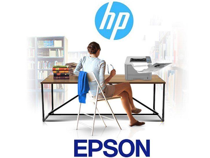 Cartuchos Epson Vs HP