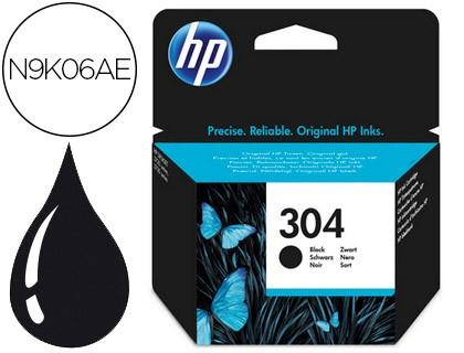 tinta HP 304 negro original