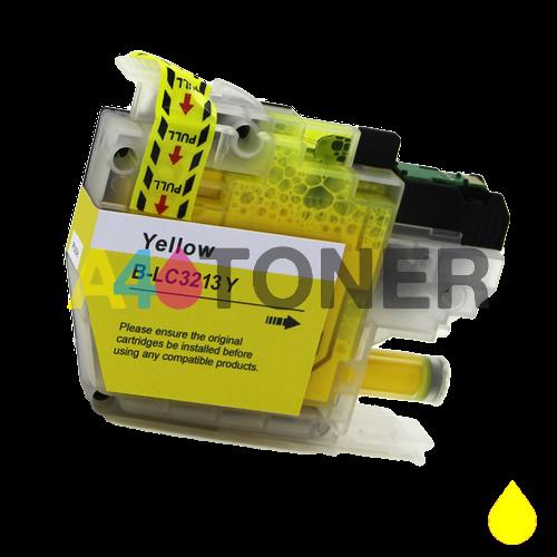 Brother LC3213Y amarillo compatible