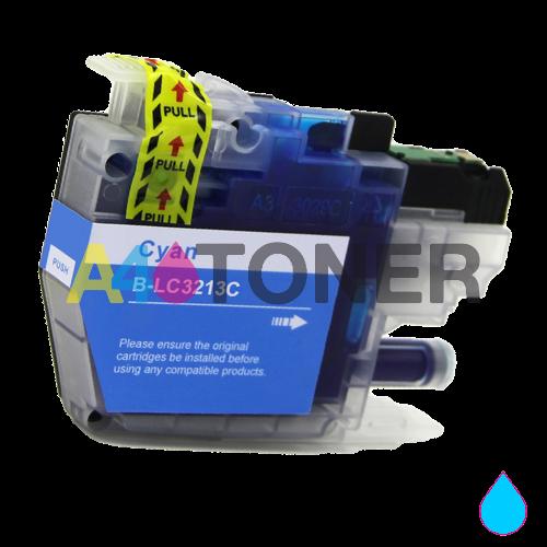 LC3213C cyan compatible con el cartucho de tinta Brother