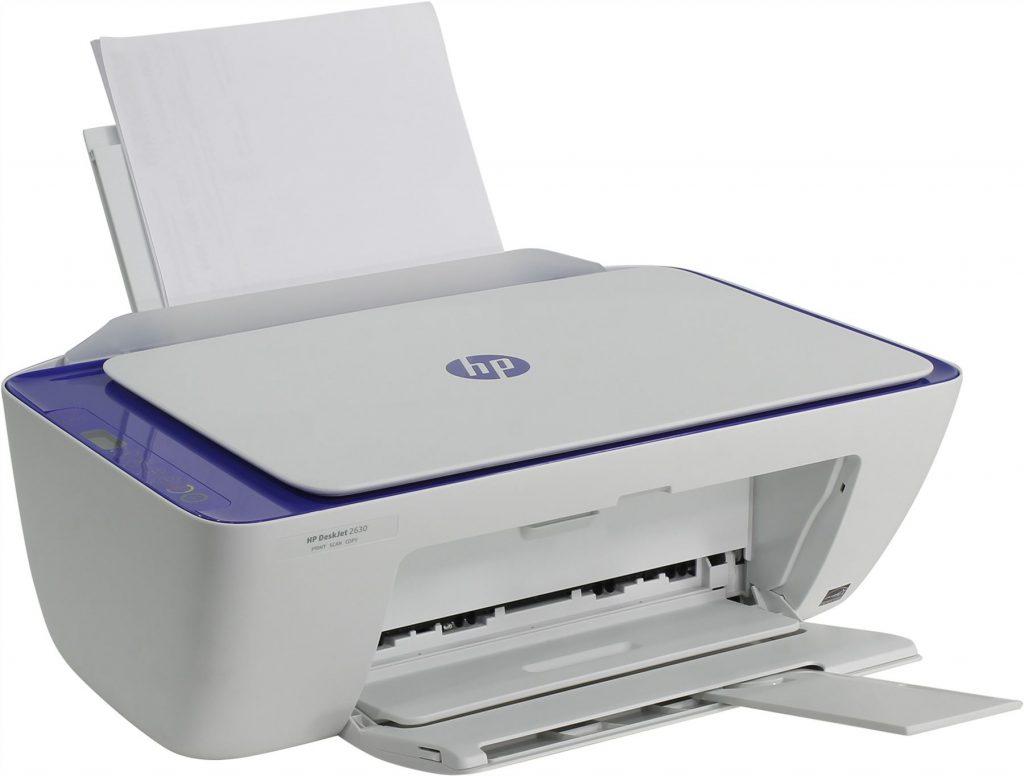 Impresora multifuncion HP DeskJet 2630