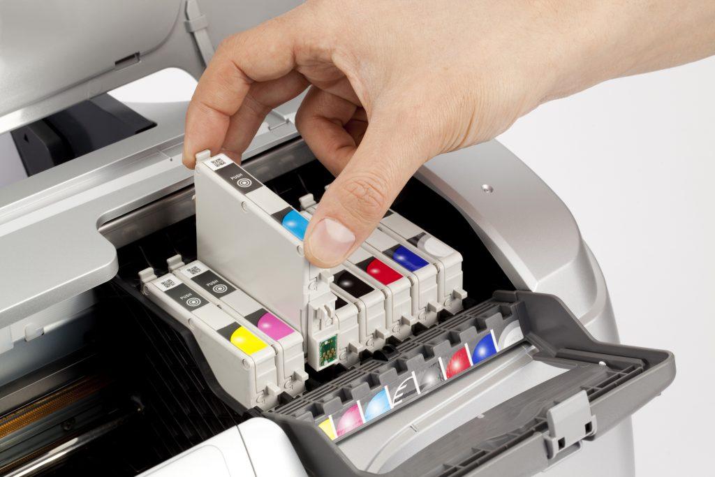 Cartuchos de tinta impresora