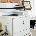 ¿Qué es el ciclo de trabajo mensual de impresión?