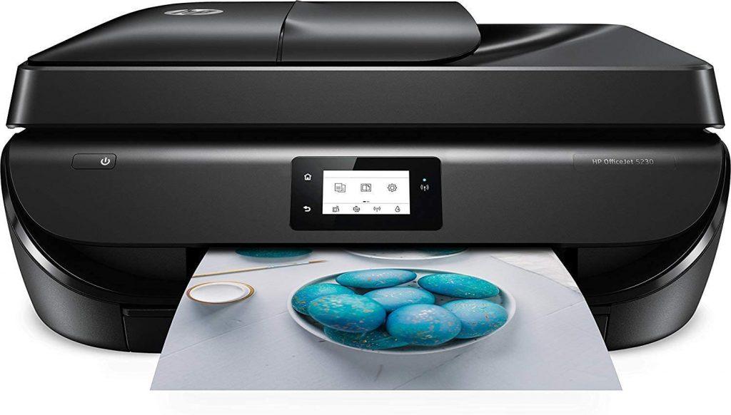 Impresora multifunción inalámbrica HP Officejet 5230