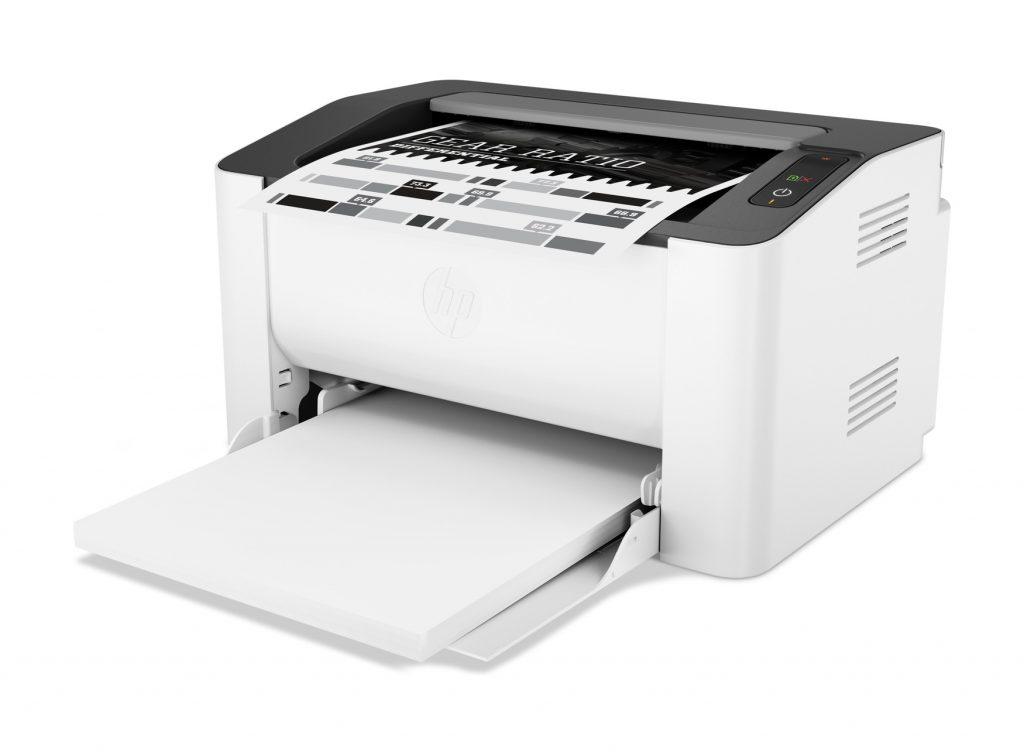 impresora de cartuchos laser hp laser 107A