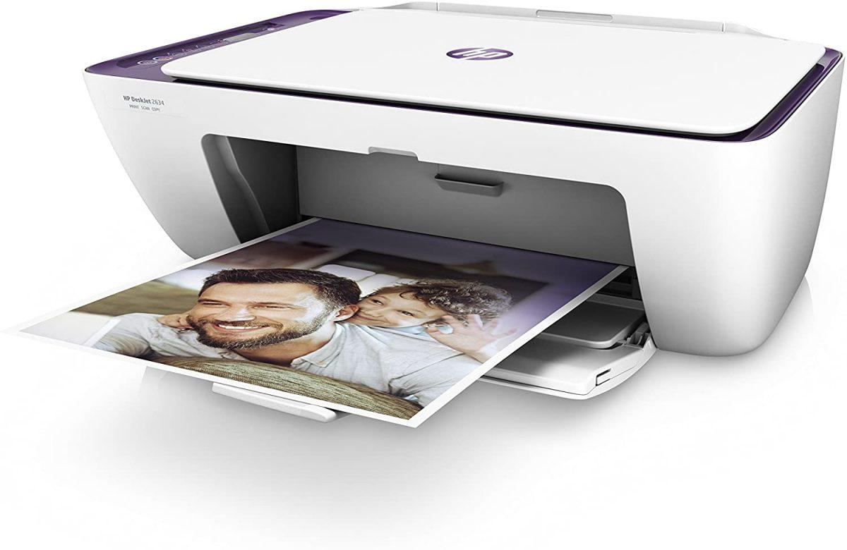 impresora multifuncion HP DeskJet 2634