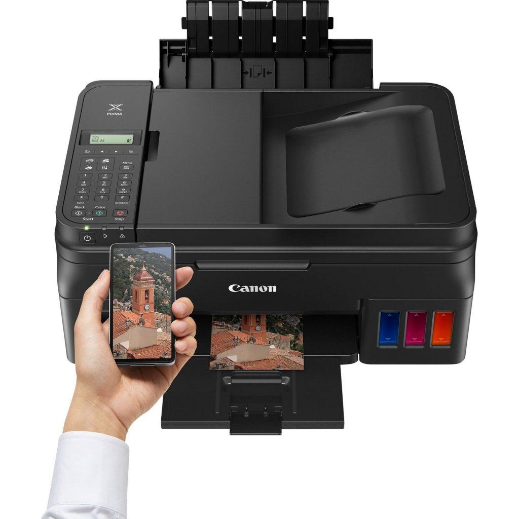 Canon MegaTank imprimir desde el movil