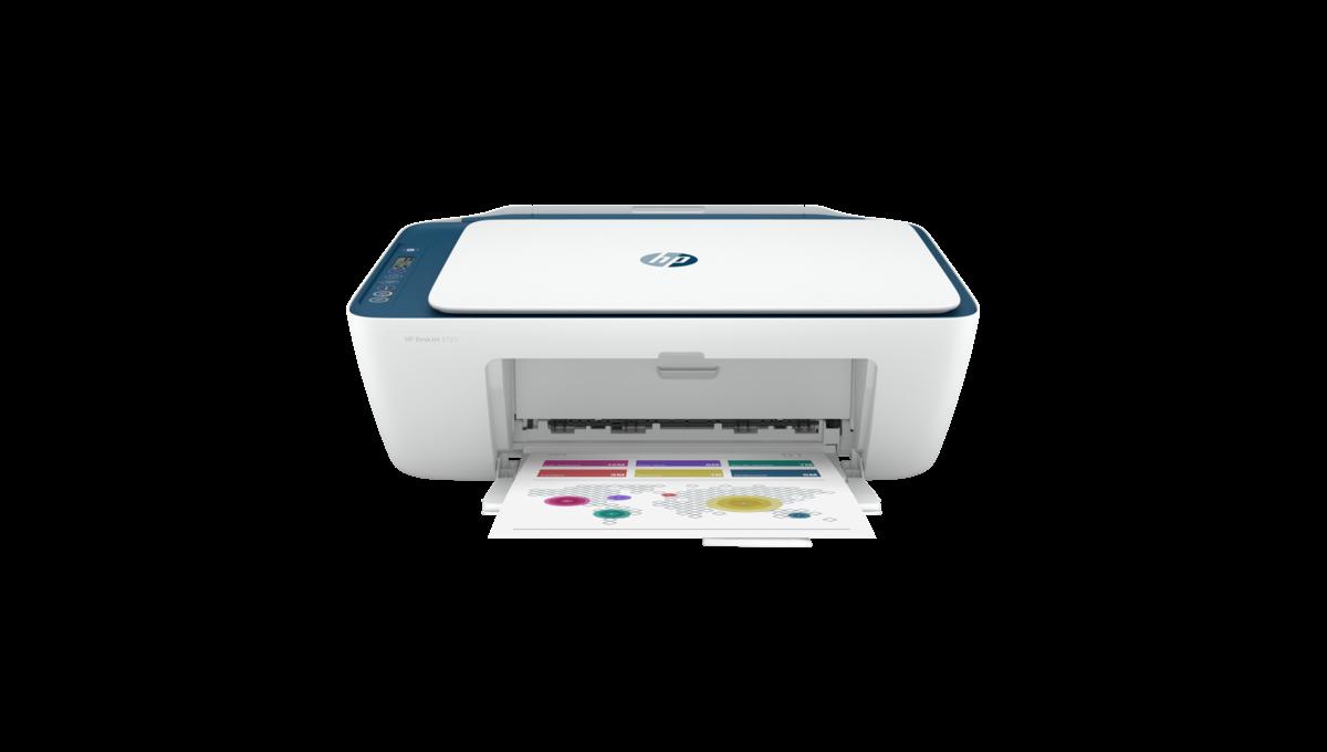 HP DeskJet 2721  | Cartuchos | Valoración