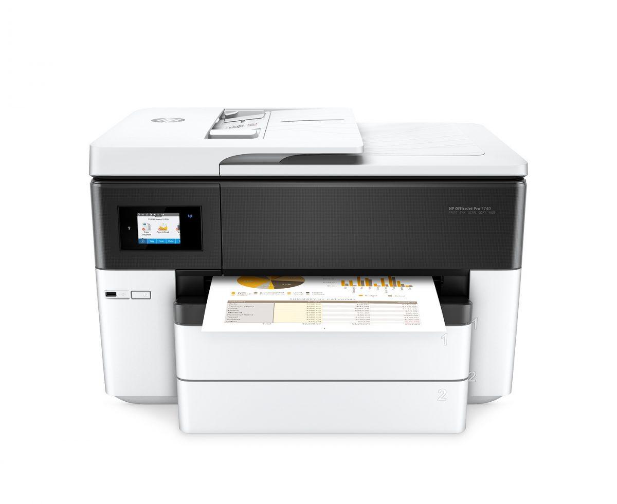 Impresora HP OfficeJet Pro 7740  | Cartuchos | Valoración