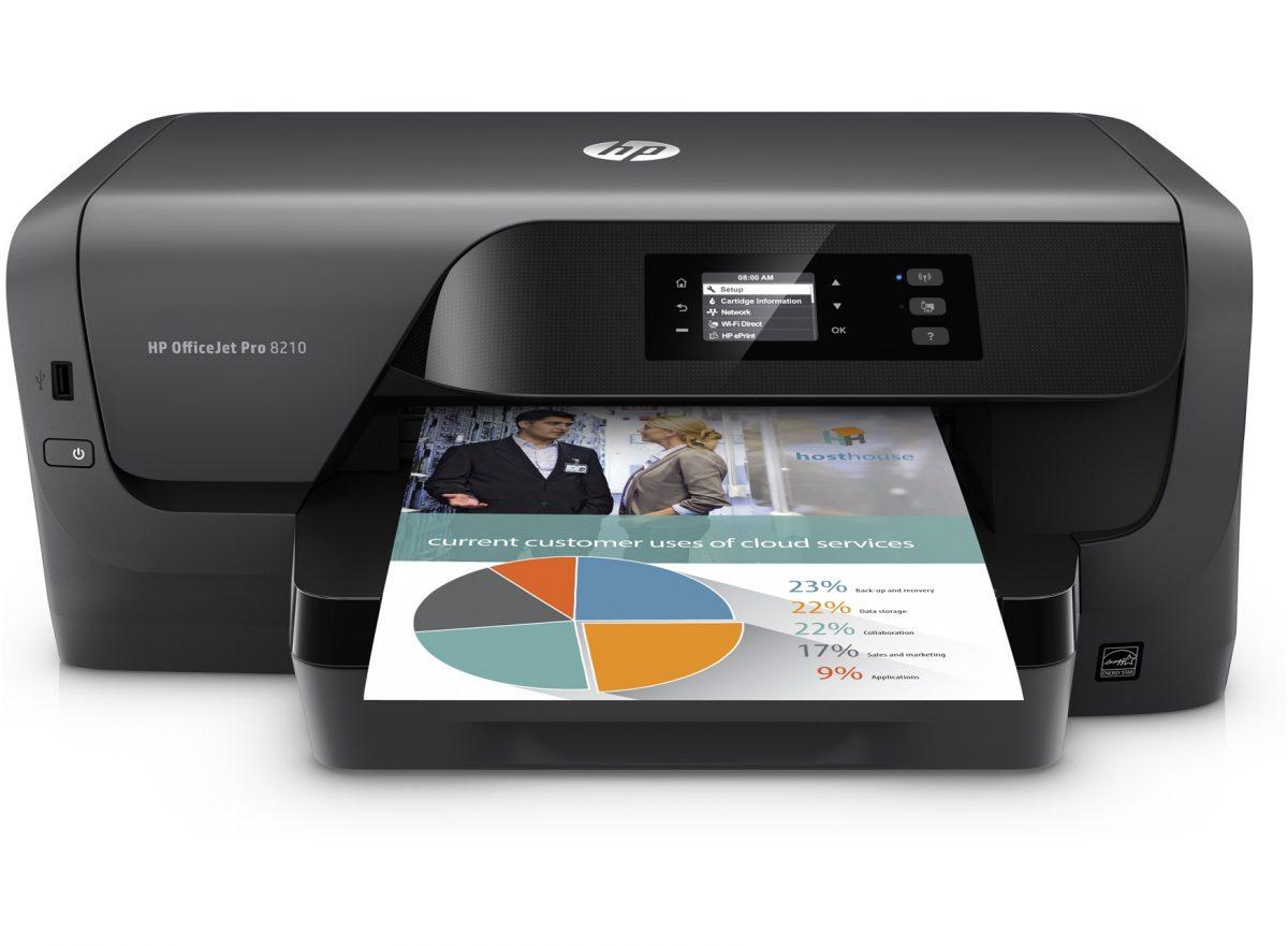 Impresora  HP OfficeJet Pro 8210 | Cartuchos | Valoración