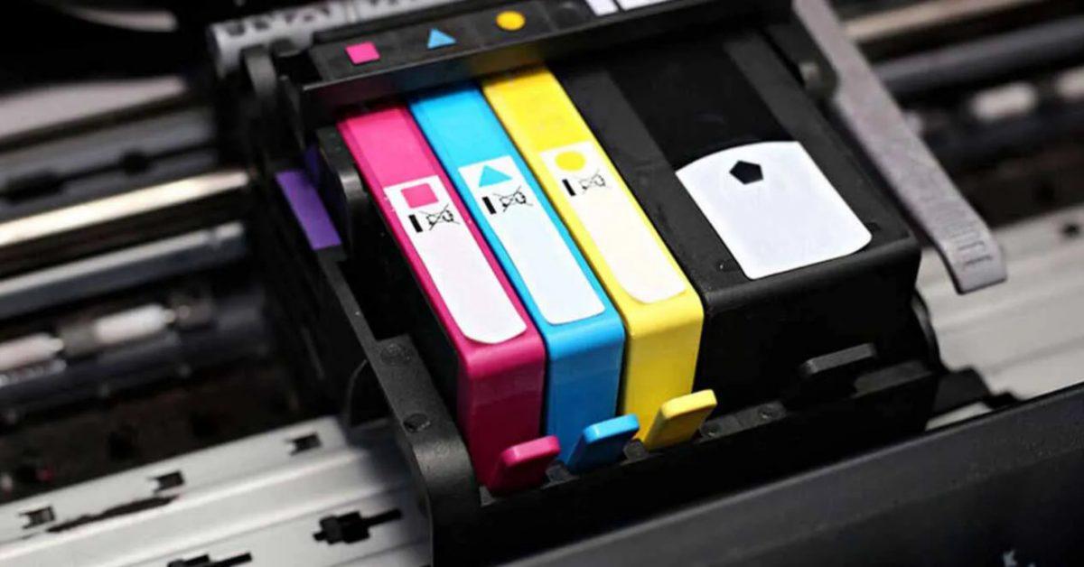 Cartuchos de cortesía en la impresora