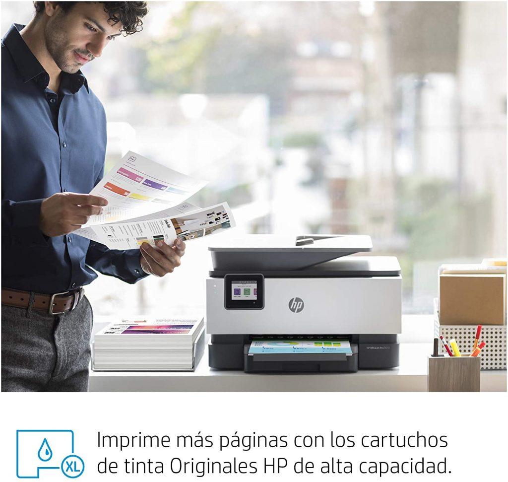 HP OfficeJet Pro 9010 cartuchos de tinta XL