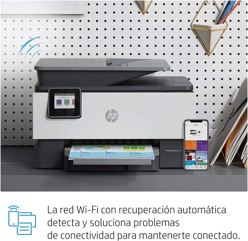 HP OfficeJet Pro 9010 wifi