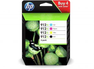 OfficeJet Pro 8024 cartuchos de tinta