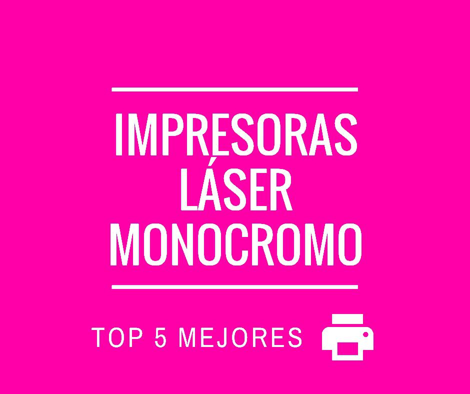 mpresoras laser monocromo