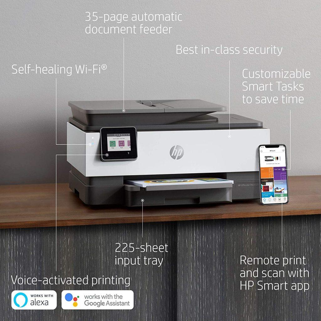 hp officejet pro 8025 caracteristicas