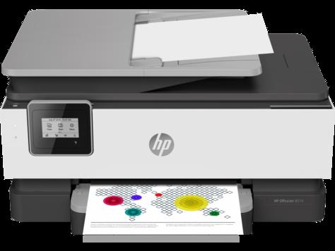impresora HP OfficeJet 8014