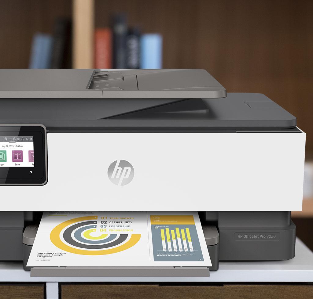Impresora HP OfficeJet Pro 8025