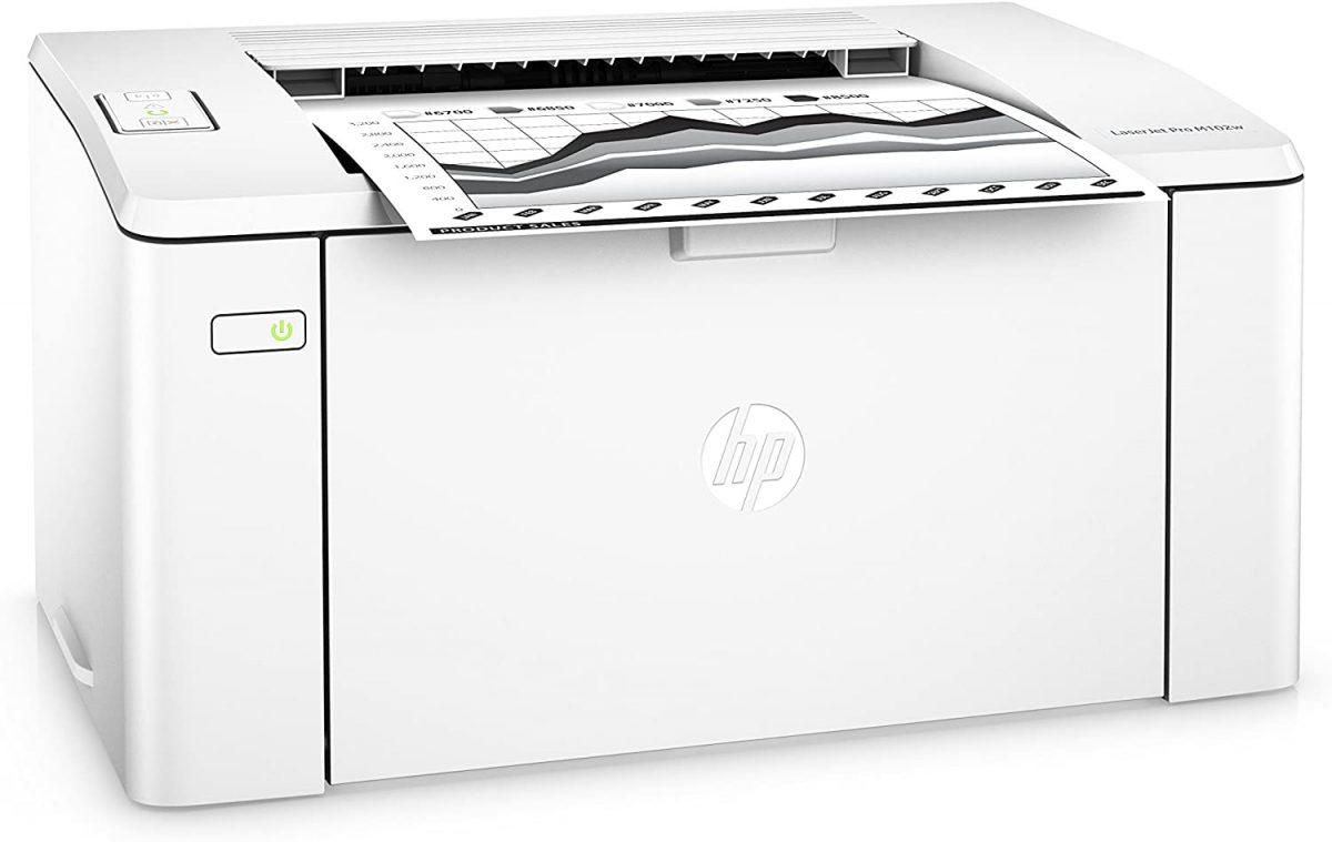HP LaserJet Pro M102w | Análisis y Opiniones