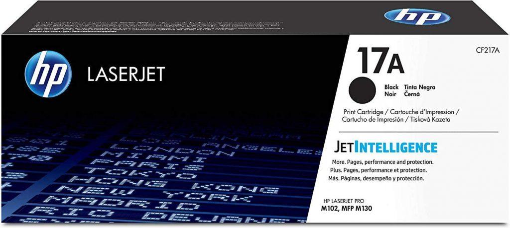 HP LaserJet Pro M102w toner