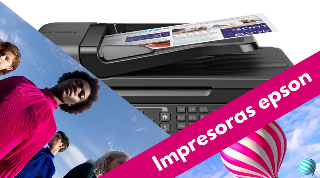 Impresoras epson a4toner