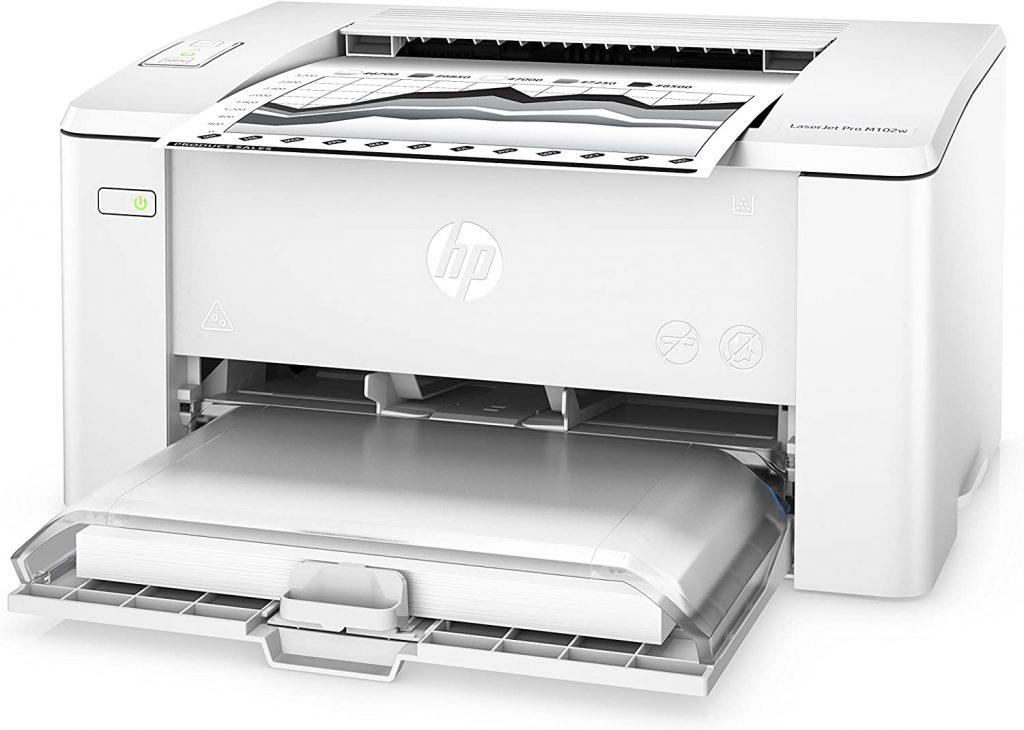 hp laserjet pro m102w características