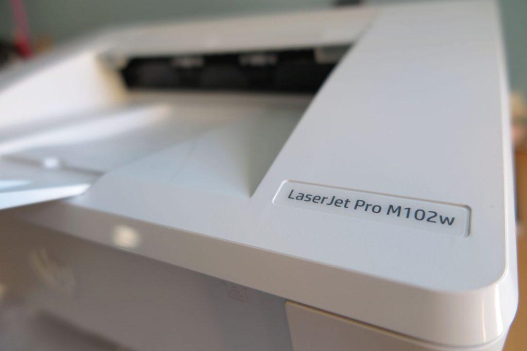 HP laserjet pro m102w conectar wifi