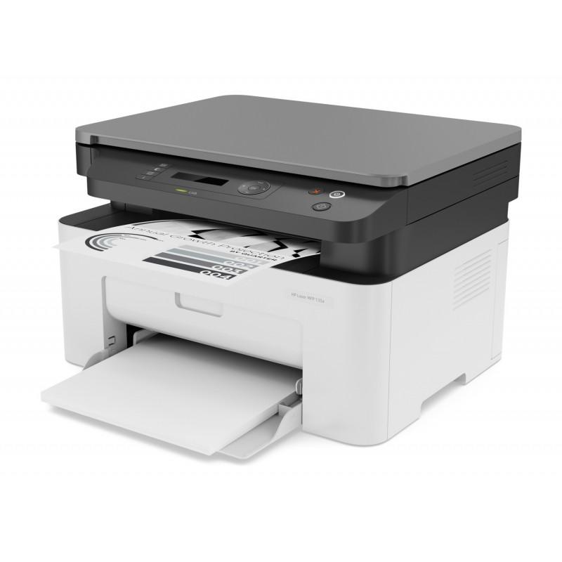 Impresora multifunción hp láser 135a