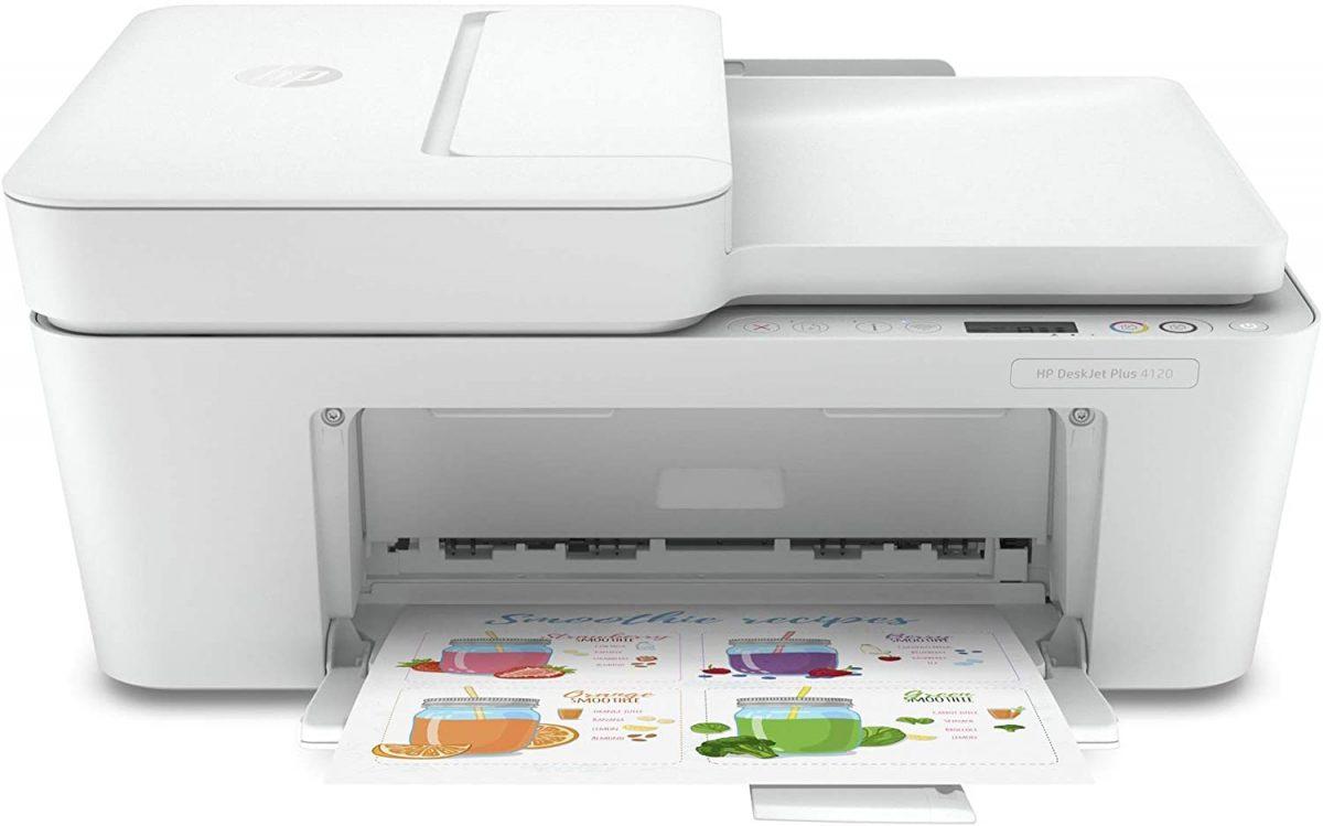 HP DeskJet Plus 4120 | Análisis y Opiniones
