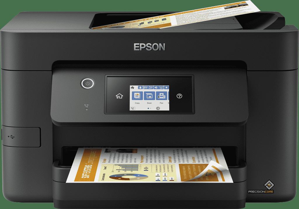 Características de la impresora Epson WF-3820DWF