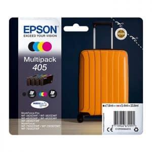 Epson WF-3820DWF cartuchos